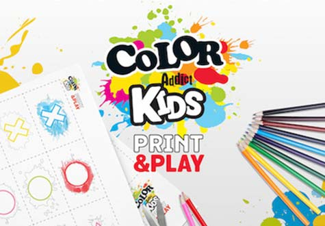 Color Addict Print&Play